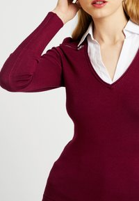 Morgan - MYLORD - Pullover - bordeaux - 5