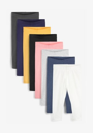 8 PACK - Leggings - Trousers - multi-coloured