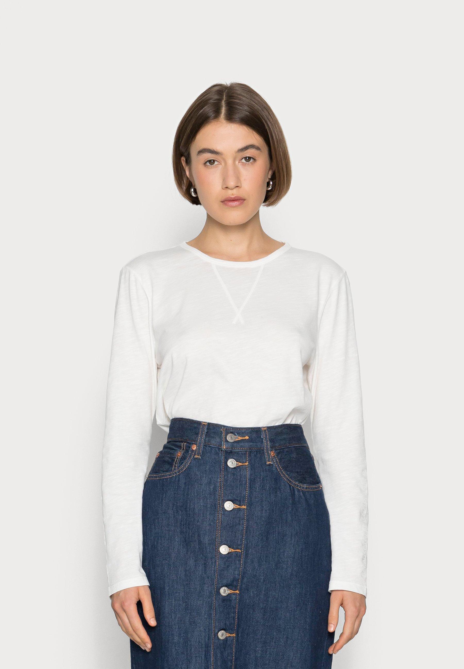 Femme CORTEGANALF WOMAN LONG SLEEVE - T-shirt à manches longues