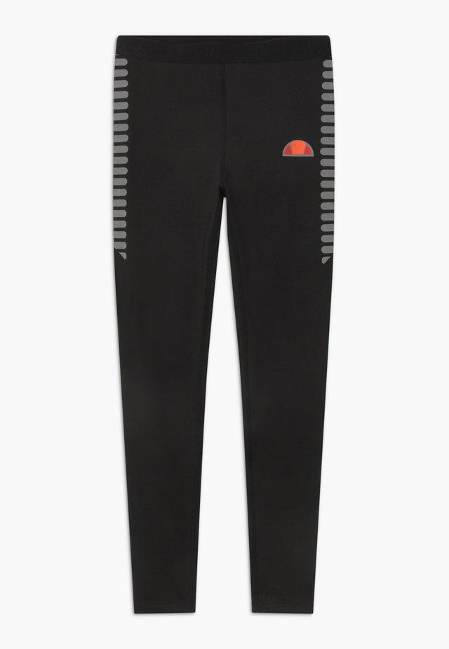 SOTIO PERFORMANCE LEGGING - Collants - black