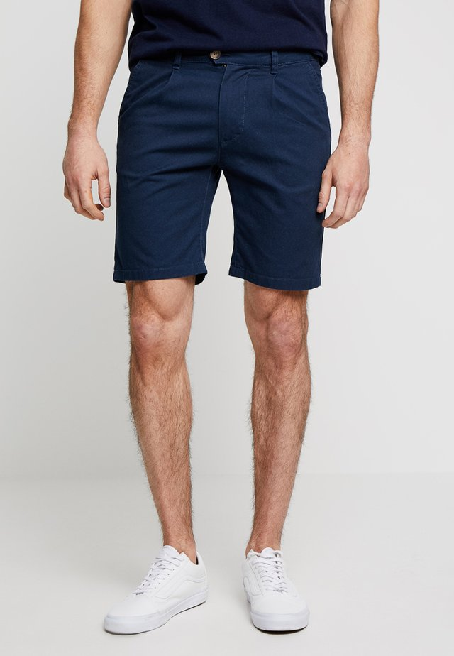 REGULAR - Shorts - navy