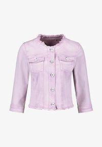 Taifun - Denim jacket - lavender - 3