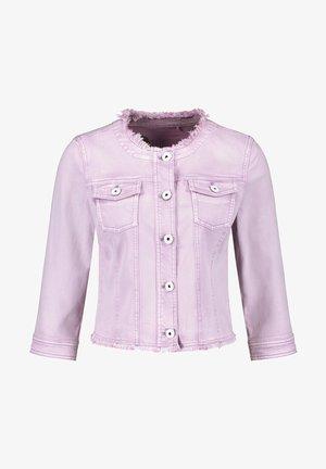 Denim jacket - lavender