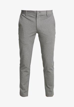 KOLDING - Kalhoty - grey mix