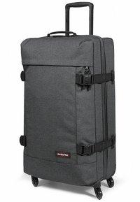 Eastpak - TRANS4 L CORE COLORS REISEGEPÄCK - Wheeled suitcase - black denim - 2