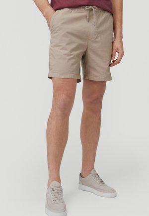 Shorts - chino beige