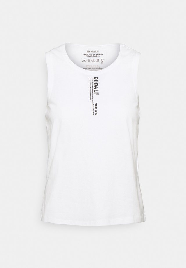 TANK WOMAN - Top - off white