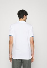 PS Paul Smith - SLIM FIT - Polo shirt - white - 2