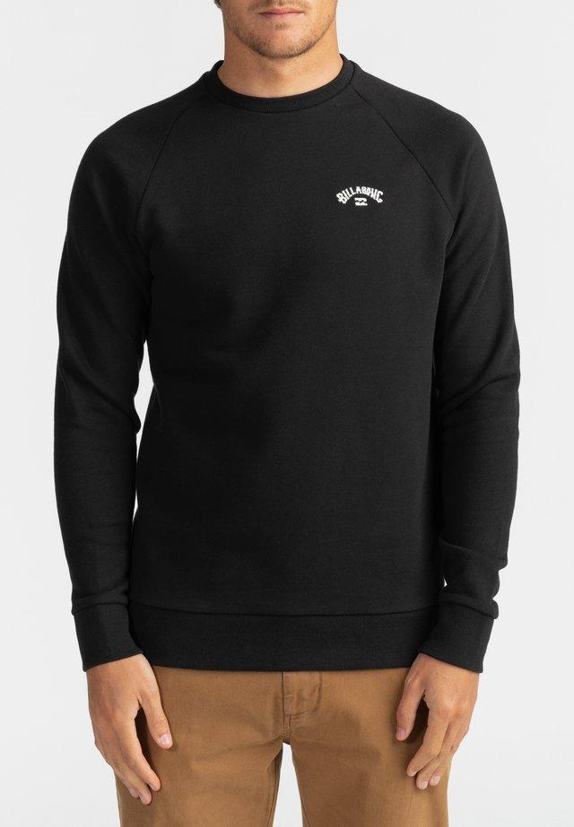 ARCH  - Sweatshirt - black