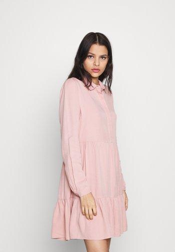 VIMOROSE - Shirt dress - misty rose