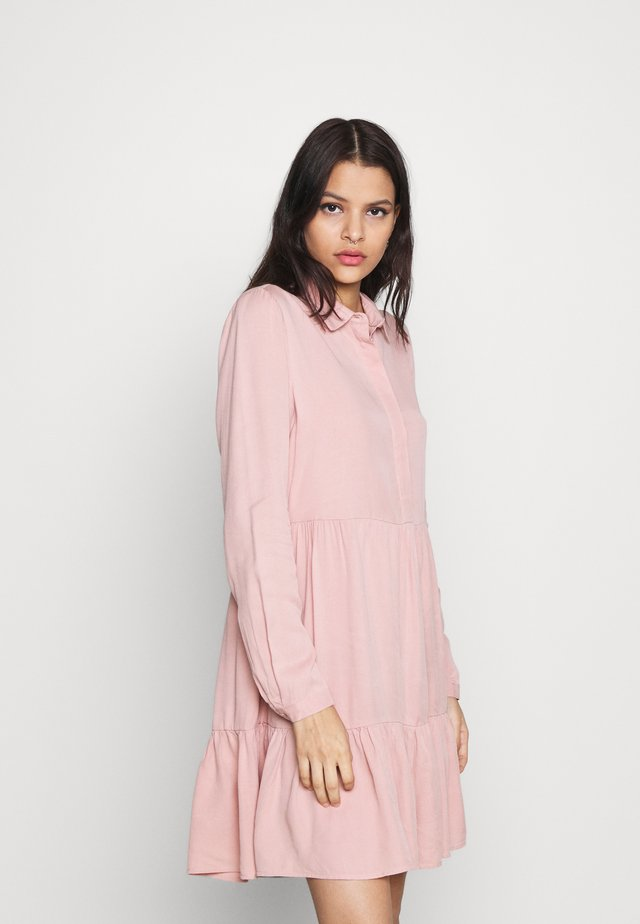 VIMOROSE - Shirt dress - misty rose