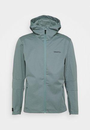 CORE RIDE JACKET  - Soft shell jacket - trooper