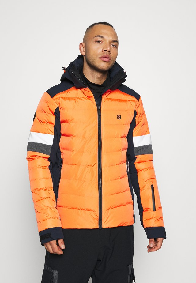 CIMSON JACKET - Skijakke - orange