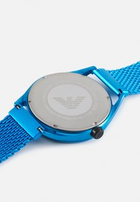 Emporio Armani - MATTEO - Hodinky - blue - 3