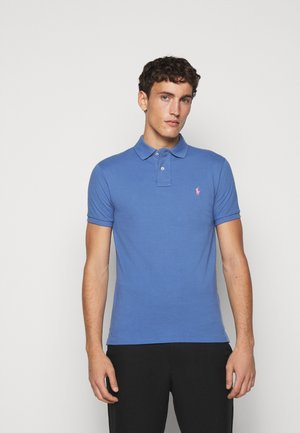 Polo shirt - french blue