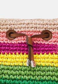 Lauren Ralph Lauren - CROCHET DEBBY - Handbag - multi-coloured - 3