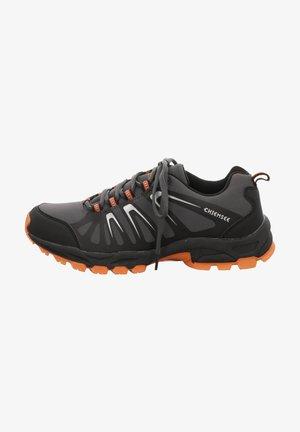 Trainers - grey/orange