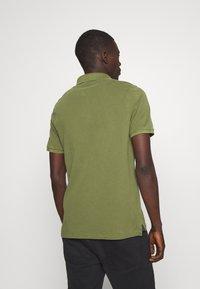 Blauer - MANICA CORTA APERTURA - Poloshirt - verde olivastro - 2