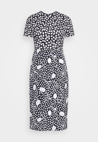 Diane von Furstenberg - LANGLEY - Day dress - dark blue - 3