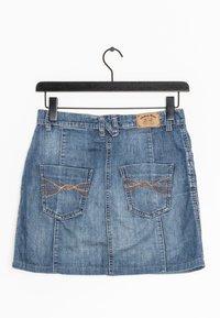 Next - Spódnica jeansowa - blue - 1