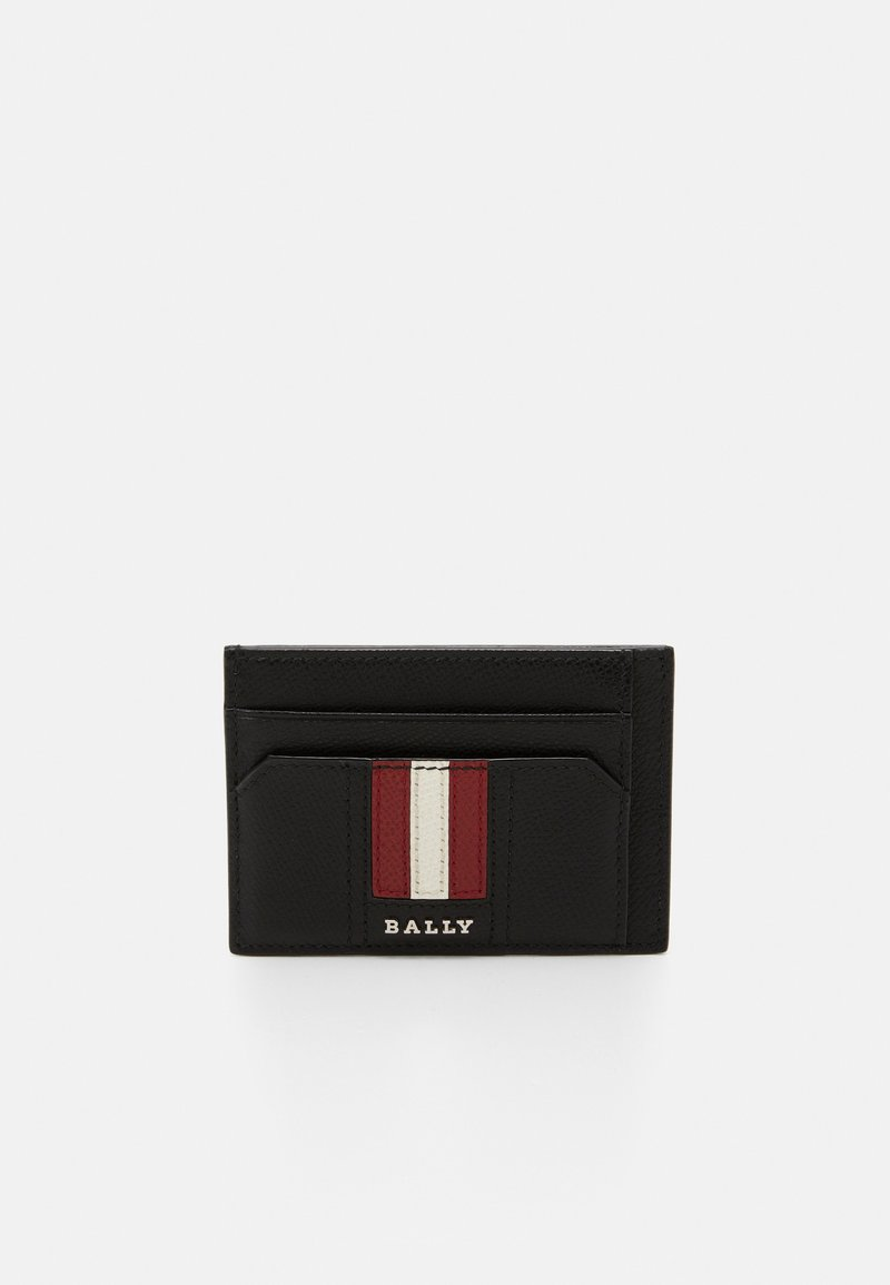 Bally - TARRIK - Wallet - black/bone/red