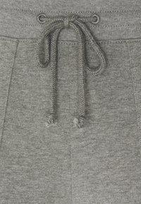 Hollister Co. - LOGO FLEGGING - Leggings - medium grey patch pockets - 2