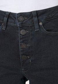 Tommy Jeans - SYLVIA  - Skinny džíny - lemon dark blue stretch - 4