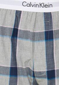 Calvin Klein Underwear - SLEEP SHORT - Nachtwäsche Hose - grey - 2
