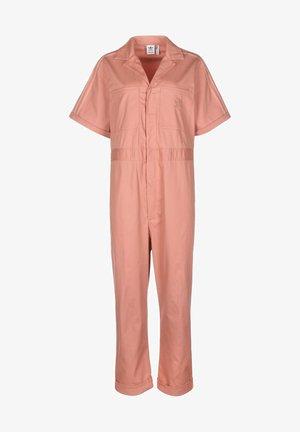 Overall / Jumpsuit /Buksedragter - ash pink