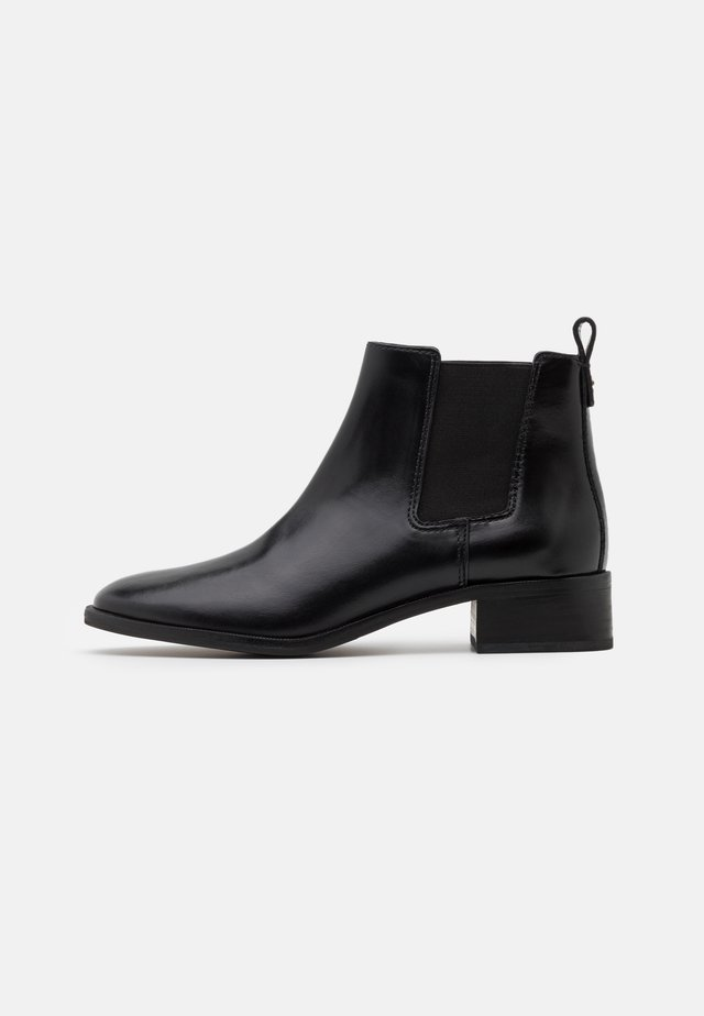CASUAL CHELSEA - Boots à talons - perfect black