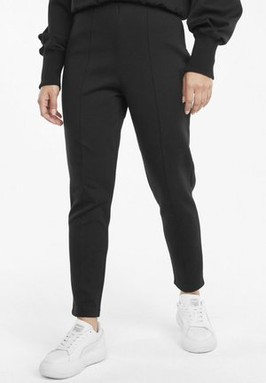 Trousers - puma black