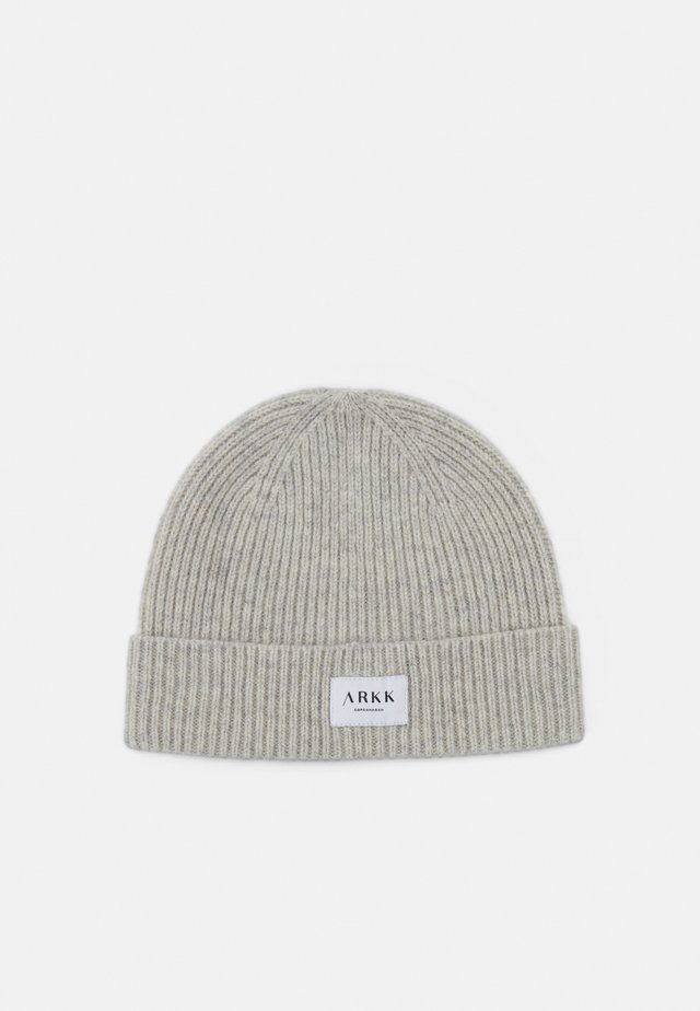 BEANIE UNISEX  - Pipo - light grey melange