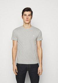 Polo Ralph Lauren - T-shirt basic - taylor heather - 0