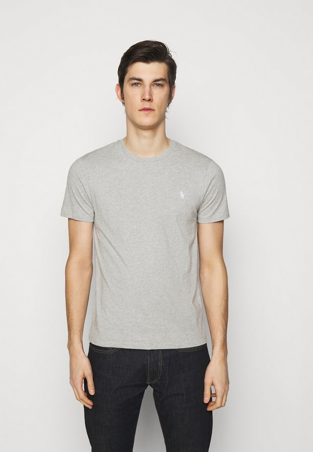 SHORT SLEEVE - Basic T-shirt - taylor heather