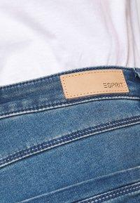Esprit - Jeans Skinny Fit - blue medium wash - 4
