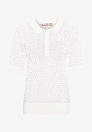 Polo shirt - offwhite