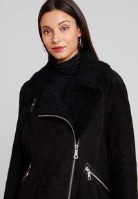 Maze - JEAN - Leather jacket - black - 4