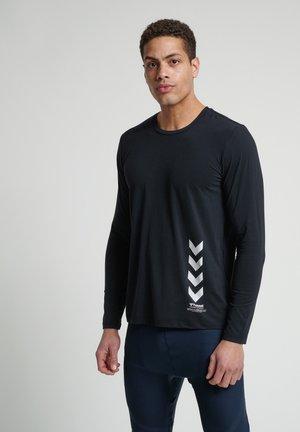 VIRGIL - Sports shirt - black
