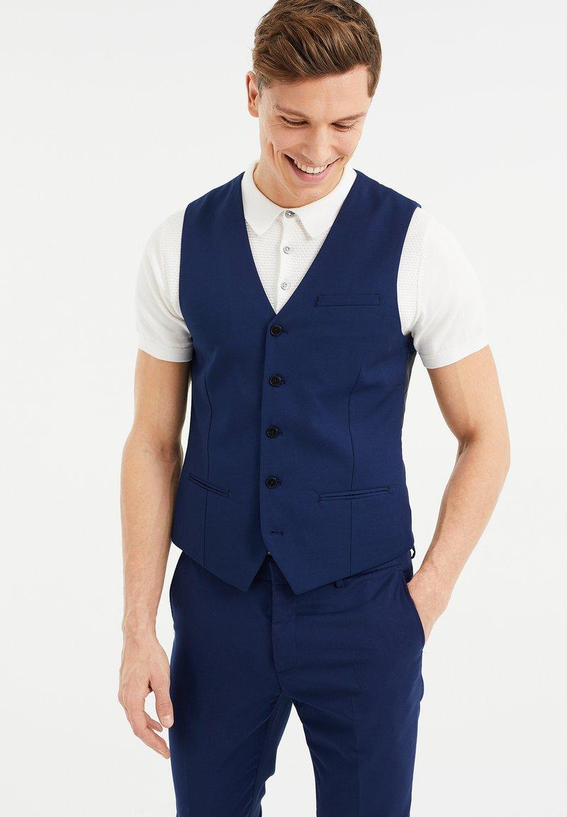 WE Fashion - Vesta - blue