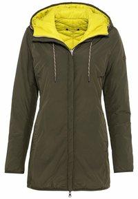 camel active - Winter coat - olive - 11