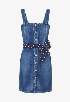 MARYLIN - Denim dress - blue