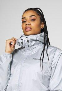 Columbia - ULICA - Waterproof jacket - cirrus green sheen - 4