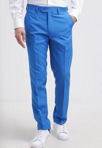 OppoSuits - STEEL - Kostym - blue - 4