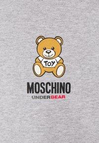Moschino Underwear - Pyjamasoverdel - gray melange - 2