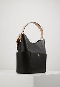 MICHAEL Michael Kors - BEDFORD BUCKET - Handbag - black - 0