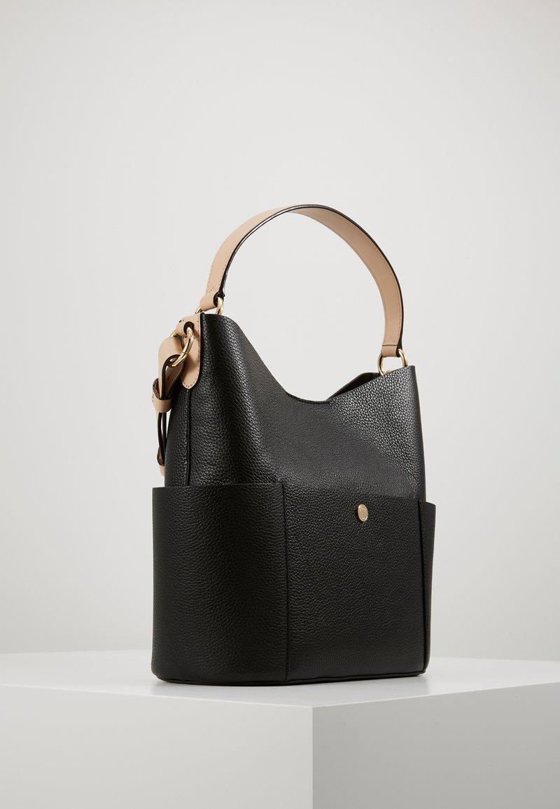 MICHAEL Michael Kors - BEDFORD BUCKET - Handbag - black