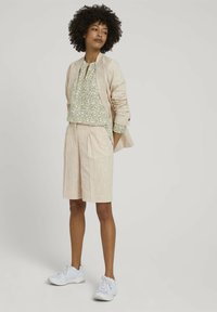 mine to five TOM TAILOR - BLOUSE FEMININE PRINTED - Blouse - mellow yellow - 1