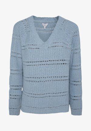 SAFARI - Sweter - light blue