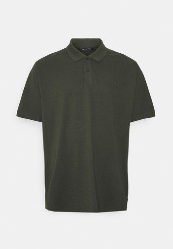 BASIC BIG - Polo shirt - khaki/oliv