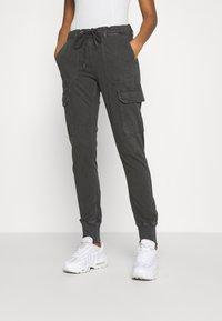 Pepe Jeans - CRUSADE - Cargobroek - charcoal - 0